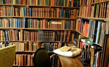 Beseda zknihovny